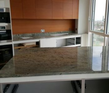 Kashmir Lime Granite - Gunwarf Quays