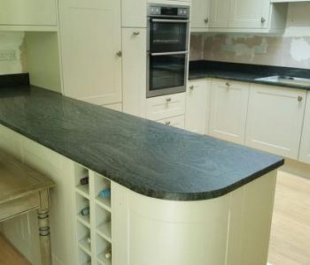 Verde Tropical Honed Granite - Chichester