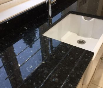 Emerald Pearl Granite Worktops - Midhurst