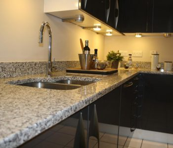 Granite kitchen worktop - Basingstoke