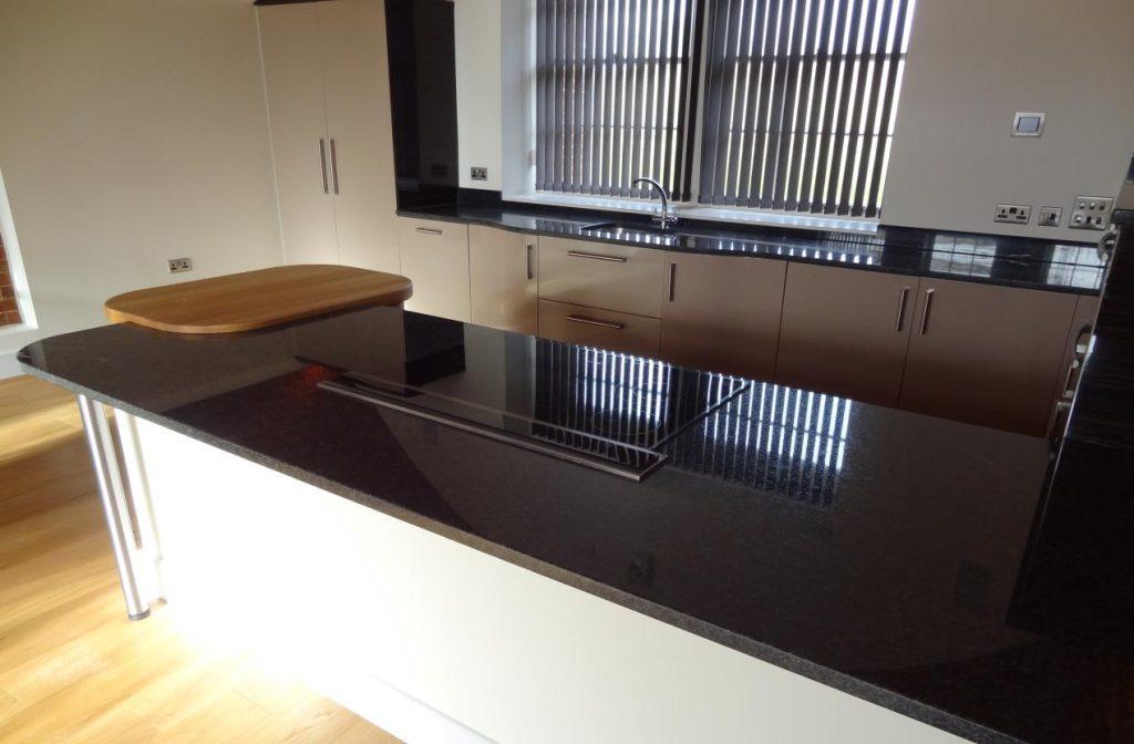 Granite kitchen worktop - Isle of Wight
