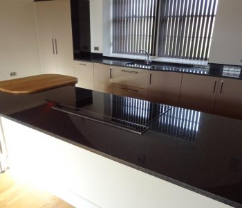 Granite kitchen worktop - Isle of Wight
