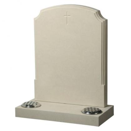 Birdham 4 Limestone Memorial Headstone and Gravestone