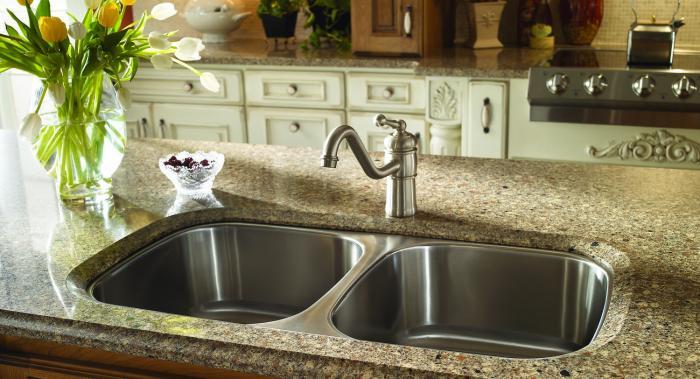 Arenastone kitchen worktops