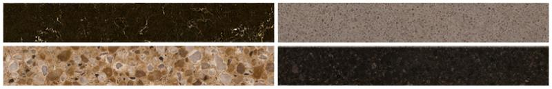 Brown Ceasarstone colours