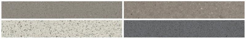 Grey Ceasarstone colours