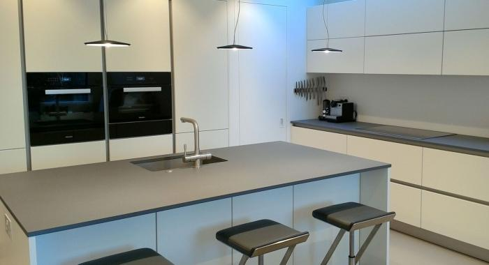 Lapitec kitchen worktops
