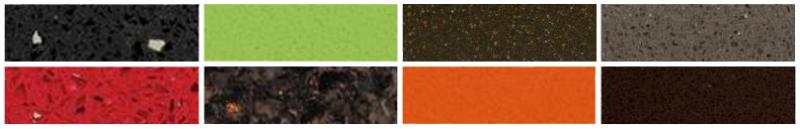Samsung quartz worktop colour sample Noble Collection