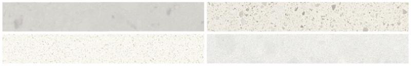White Ceasarstone colours