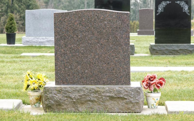 granite headstones memorials