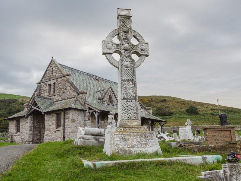 Limestone memorials and headstones