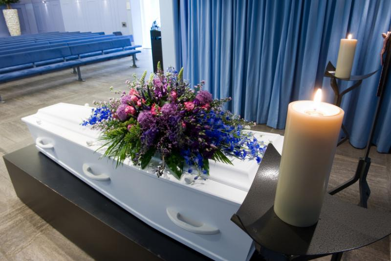 Personalising a funeral