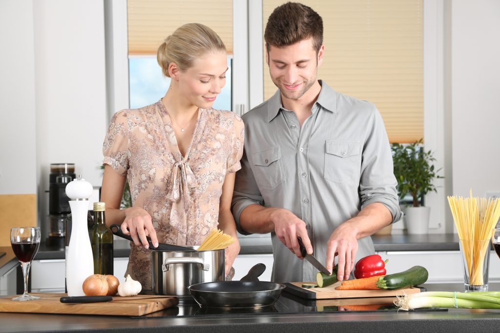 Best kitchen countertop materials for heavily used kitchens