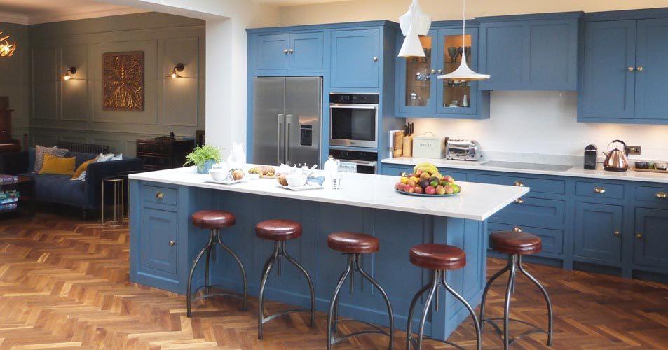 Natural Stone & Granite Kitchen Worktops In West Sussex