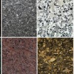 Browse colour granite