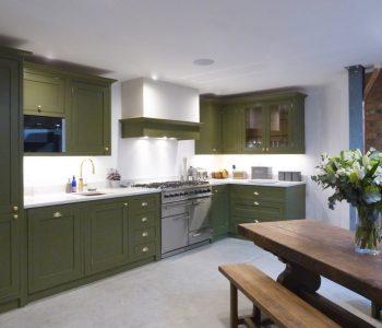 new green kitchen trends 2021