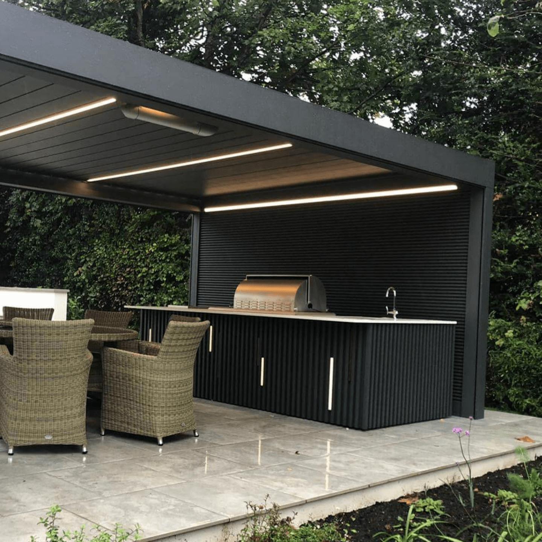 Aura 15 Dekton kitchen worktop (1)