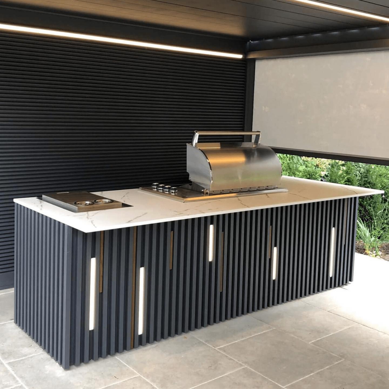 Aura 15 Dekton kitchen worktop (5)