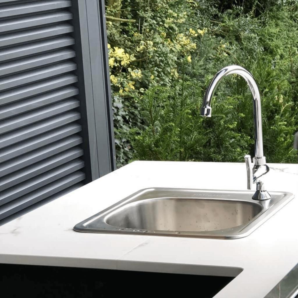Aura 15 Dekton kitchen worktop (6)