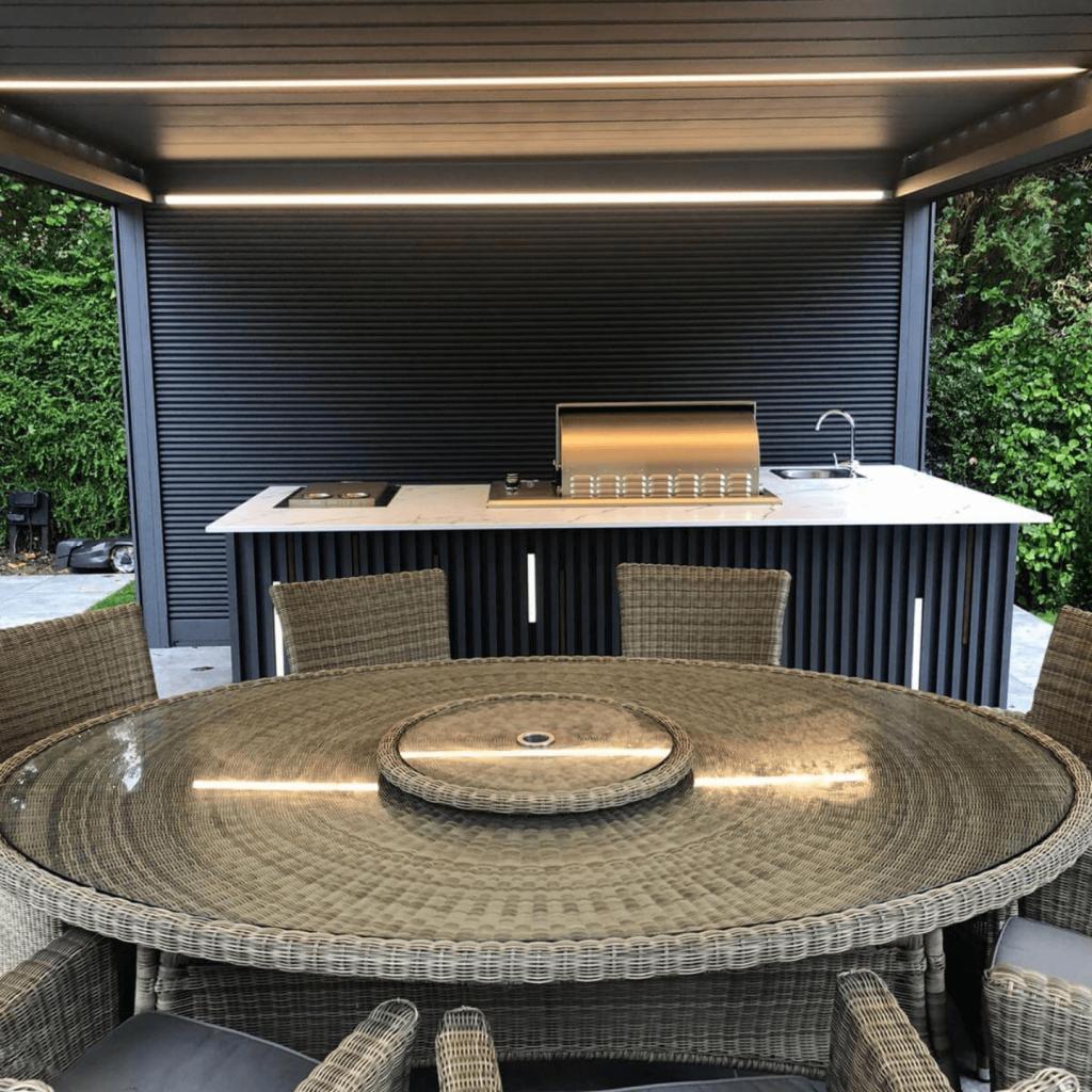 Aura 15 Dekton kitchen worktop (8)
