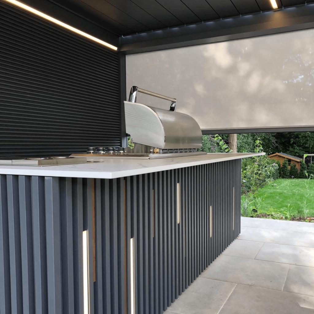 Aura 15 Dekton kitchen worktop (9)