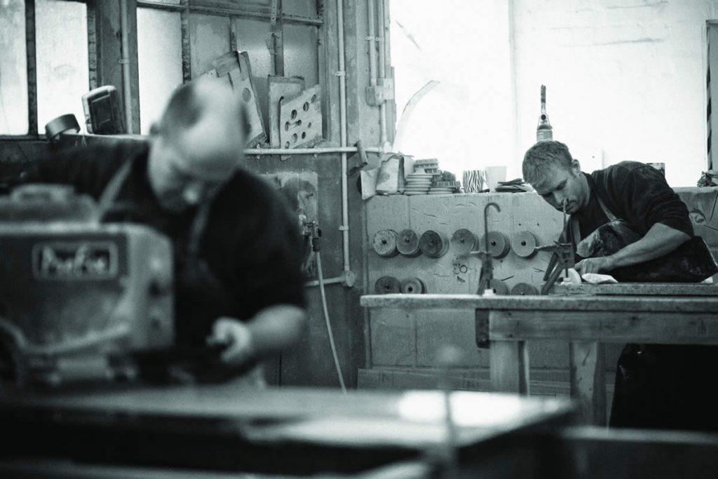 county stone master craftsmen