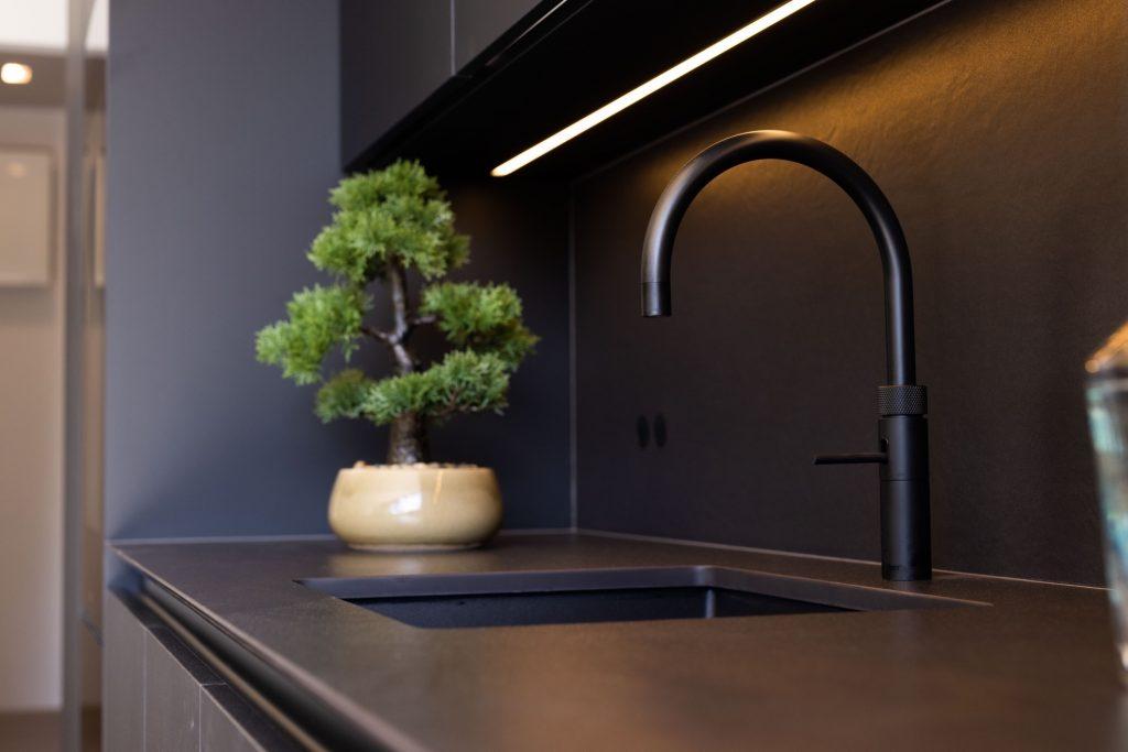 Dekton Sirius 20mm Kitchen Worktop and Splashback