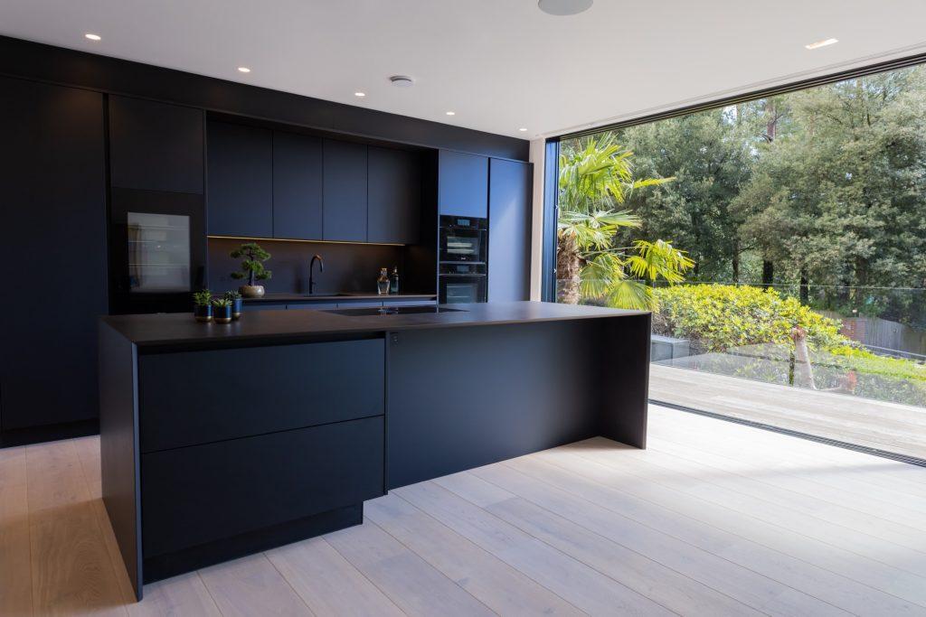 Dekton Sirius Kitchen