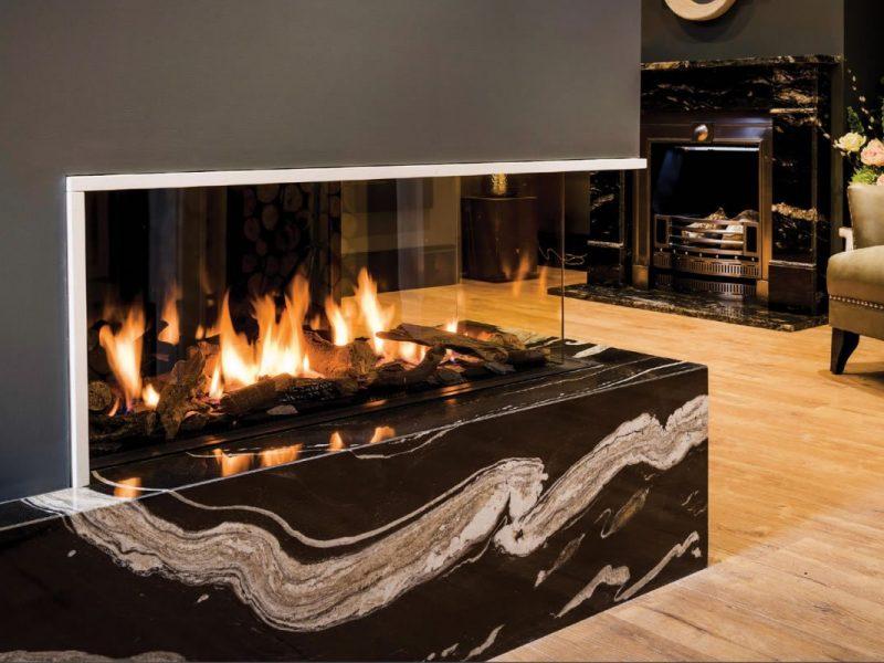 Bespoke Modern Fireplace Surround